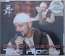 Gigi D'Agostino Riddle (& vocal mix/video, Plus 'emotoins' ,' Gigi 's... [Maxi-CD]
