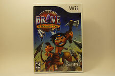 Brave A Warrior's Tale (Nintendo Wii, 2009)