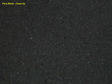 GYM RUBBER FLOORING - PURE  BLACK - PREMIUM GRADE