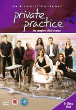 DVD:PRIVATE PRACTICE - SEASON 3 (6 DISCS) - NEW Region 2 UK