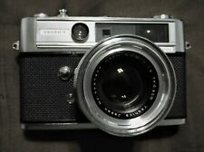 Vintage Yashica Lynx-5000 35 Mm Film Camera made in japan nice condition.