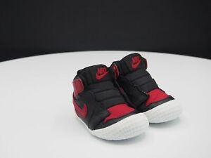 """Nike Jordan 1 Crib Bootie """"Banned"""" AT3745-023 Toddler size 2C"""