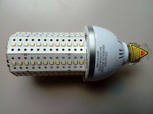 2 x LED Corn Bulb 20W E27 ES 6000K Daylight Bright Source Retrofit Lamp Edison