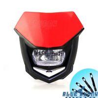 Naked Motorcycle Dual Sport Headlight Fairing For Honda XR650L CRF250L Dirt Bike