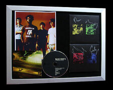 BLOC PARTY+SIGNED+FRAMED+WEEKEND+YEARS+HYMNS=100% AUTHENTIC+FAST GLOBAL SHIP!!