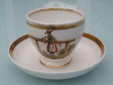 Ancienne tasse en porcelaine origine à identifier