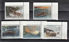 TIMBRE STAMP 5 ROYAUME UNI Y&T#1591-91 FAUNE ANIMAL NEUF**/MNH-MINT 1992 ~B68