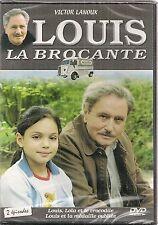"DVD ""LOUIS LA BROCANTE N°13"" 2 EPISODES  neuf sous blister"