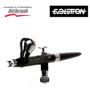 Harder&Steenbeck Evolution Two in One  ALplus 0,2 u. 0,4mm Airbrush 126265