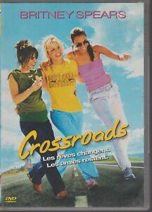 Crossroads Dvd Britney Spears