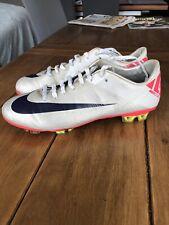 Nike Mercurial Vapor Superfly 3 Football Boots FG Size 11 1/2 Rare Carbon Fibre