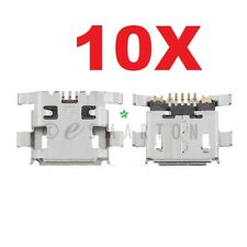 10X ZTE Prestige N9132 Dock Connector USB Charger Charging Port Boost Mobile USA