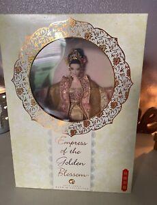 EMPRESS OF THE GOLDEN BLOSSOM BARBIE Doll Gold Label 2008 L9660 NRFB