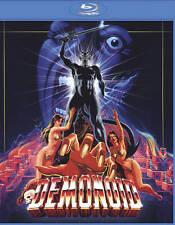 Demonoid (Macabra La Mano Del Diablo) (Blu-ray/DVD, 2016, 2-Disc Set) NEW