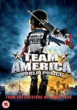 Team America-World Police DVD As New & Sealed Kristen Miller, Matt Stone, Daran