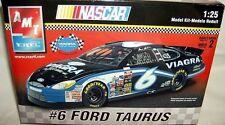amt 1/25 #6 VIAGRA MARK MARTIN 2003 FORD TAURUS NASCAR