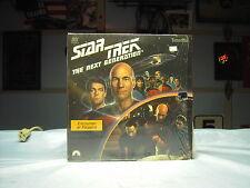 Encounter at Farpoint STAR TREK  Laserdisc Paramount