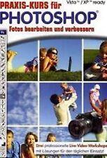 Praxis Kurs für PHOTOSHOP - Fotos bearbeiten und verbessern - Neu & OVP