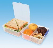 New Listingklip Lunch Cube Food Container 47 Ounce Box Air Bpa Free Microwave Safe Kit