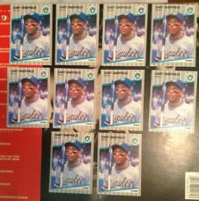 1989 Fleer Gary Sheffield RC 10 Card Lot-MINT-Pack Fresh-PSA?