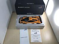 AUTOart 1/18 McLaren F1 LM (Orange) 76011