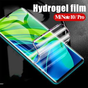 Hydrogel Screen Protector For Xiaomi Mi CC9 PRO 10 Lite Redmi Note 8 Poco F1