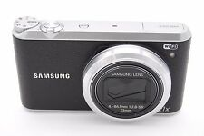 Samsung WB Series WB350F 16.0 MP Digital Camera - Black - NO ACCESSORIES