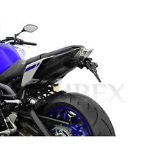 Yamaha MT-09  BJ 2017 Kennzeichenhalter Kennzeichenträger IBEX Pro