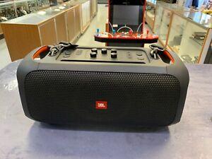 JBL  PartyBox On-The-Go Portable Bluetooth Speaker- Black (JBLPARTYBOXGOBAM)