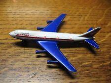 MATCHBOX  BOEING 747  QANTAS  AIRLINES 1973 LESNEY  ENGLAND