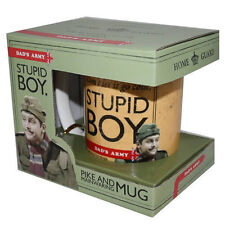 DADS ARMY GIFTS - STUPID BOY MUG 401549 - NEW & BOXED