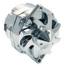 Tuff Stuff Alternator 7140BBULL; 10SI, 12SI 145 Amp Polished for 71-86 Chevy