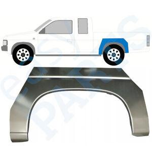 Nissan Pickup Kingcab D21 1987-1997 Radlauf Reparaturblech Kotflügel / Links