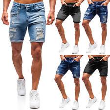Shorts Jeans Denim Kurzhose Bermudas Freizeit Herren Mix BOLF 7G7 Classic WOW