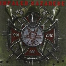 IMPALED NAZARENE - 1990-2012  (2-DVD)