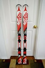 New listing ATOMIC REDSTER XT SKIS SIZE 140 CM WITH ATOMIC BINDINGS