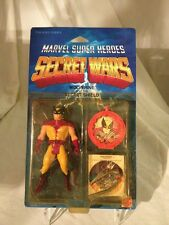1984-SECRET WARS -WOLVERINE SILVER CLAWS VERSION -MISP -Very Nice Free Shipping