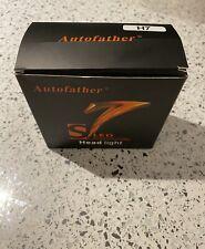 Autofather S7 LED Head Light Kit H7 Brand New