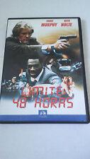 """DVD """"LIMITE 48 HORAS"""" WALTER HILL EDDIE MURPHY NICK NOLTE"""