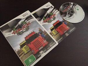 Truck Racer NINTENDO WII