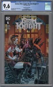 The Grim Knight #1 Unknown Comics Exclusive! CGC 9.6!!