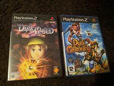 DARK CLOUD & DARK CHRONICLE Bundle PS2 - PAL. Rare and Collectible.