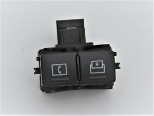Mercedes W204 C Class Monitor Display Control Switch top up A2048702851 retrofit