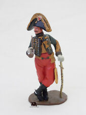 Figurine Collection Del Prado Général Lasalle 1806 Hussard Empire Napoléon
