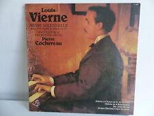 LOUIS VIERNE Messe solennelle PIERRE COCHEREAU OP16 OP58 FY064