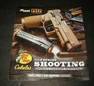 Bass Pro Shops Catalog Magazine 2019 Spring Shooting Sig Sauer M17