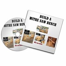 MITER SAW STAND BUILD YOUR OWN DIY HOW TO PLANS + 10K FREE WOODWORKING PLANS