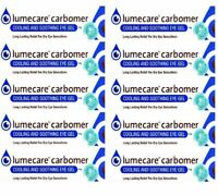 Carbomer Eye Gel 0.2% 10 x 10g Viscotears Equivalent - Dry Eyes