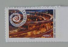 France année 2014 adhésif 932a neuf luxe ** support blanc