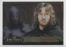 2006 Topps Lord of the Rings Evolution A #8A Faramir Non-Sports Card 0c5